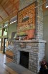 Oconaluftee Visitor Center Inside