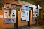 Oconaluftee Visitor Center Exhibits
