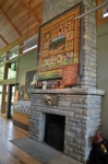 Oconaluftee Visitor Center Inside